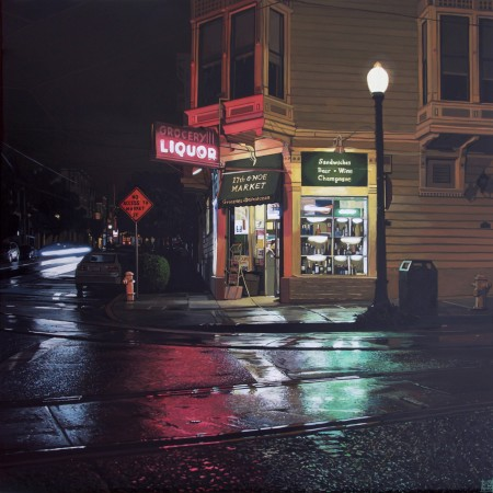 <p>&#34;17th & Noe SF&#34;</p><p>Acrylic on Canvas&#160;</p><p>40 x 40 cm&#160;</p>