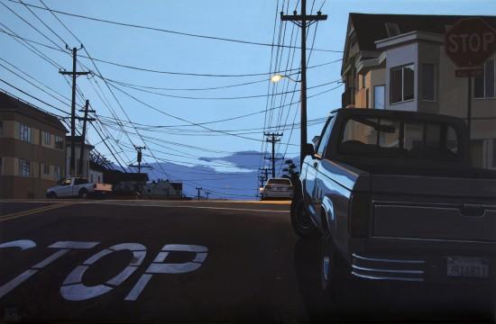<p>&#34;Good Morning SF&#34;</p><p>Acrylic on paper</p><p>30 x 46 cm</p>
