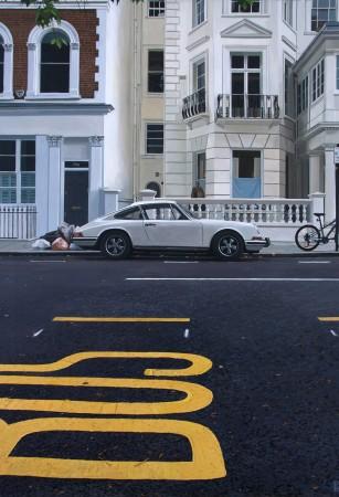 <p>&#34;Kensington Park Road/ 911&#34;</p><p>Acrylic on canvas</p><p>92 x 65 cm</p>