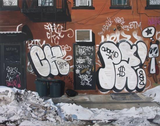 <p>&#34;New York City deLuxe!&#34;</p><p>Acrylic on canvas</p><p>89 x 116 cm</p>