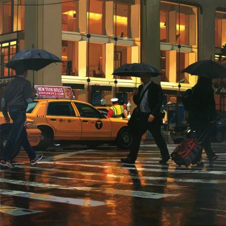 <p>&#34;New York Dolls/ Fifth Avenue&#34;</p><p>Acrylic on canvas</p><p>40 x 40 cm</p>