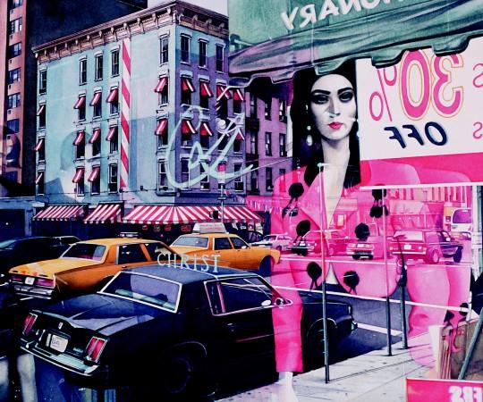 <p><strong>Denis Ryan</strong></p><p><em>City Reflections</em></p>