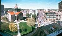 <p>Anthony Brunelli<br />View of Binghamton<br /><span>oil on canvas</span><br /><span>137.2 x 241.3 cm</span></p>