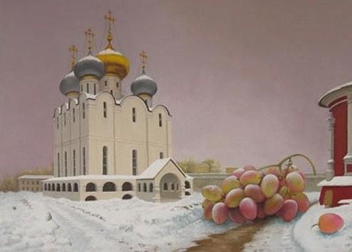 <p>Russian Still Life</p>