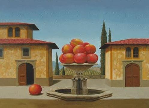 <p>Tuscan Still Life</p>
