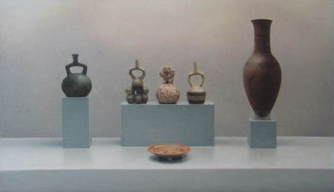 <p><strong>Pablo Santibanez</strong><br /><em>Pottery</em></p>