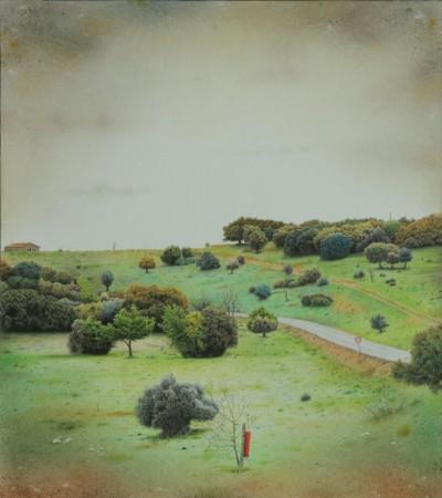 <p>Francisco ROA</p><p>&#34;Albatages II&#34;</p><p>Mix media</p><p>27.5 x 21.5 cm</p>