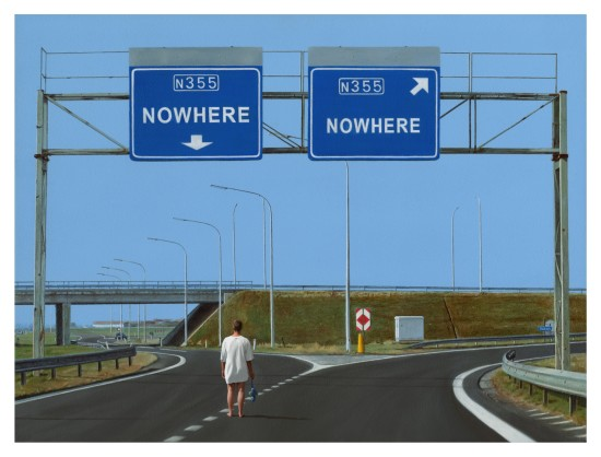 <p>Stefan Nandancee</p><p>&#34;Highways&#34;</p><p>Acrylic on board</p><p>30 x 40 cm</p>