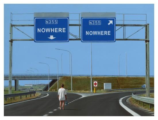 <p>Stefan Nandancee</p><p>&#34;Highways&#34;</p><p>Acrylic on board</p><p>30 x 40 cm</p>