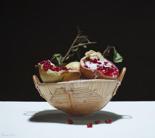 <p>Francesco Stile</p><p>&#34;Nobody is Perfect&#34;</p><p>Oil on canvas</p><p>60 x 60 cm</p>
