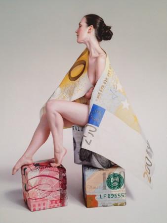 <p>Tom Martin</p><p>&#34;Safety Blanket&#34;</p><p>Acrylic on aluminium composite panel</p><p>105 135 cm</p>