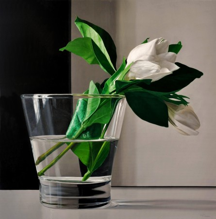 <p>Fernando O'Connor</p><p>&#34;Two Jasmines&#34;</p><p>Oil on canvas</p><p>90 x 90 cm &#160;</p>