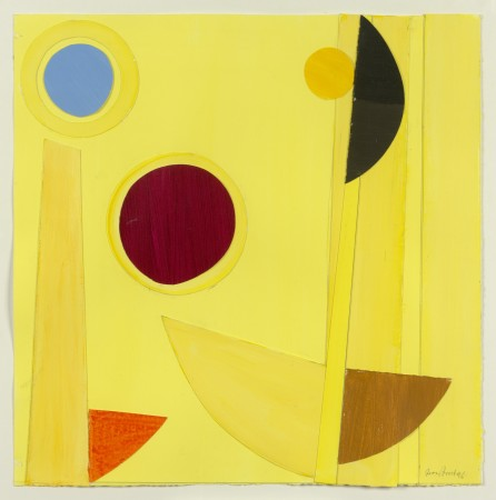 <span class=&#34;artist&#34;><strong>Sir Terry Frost (1915 - 2003)</strong></span>, <span class=&#34;title&#34;><em>Yellow Quay</em></span>