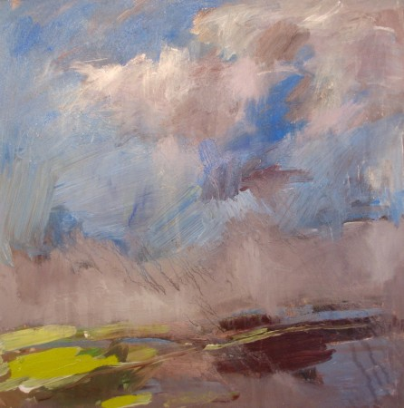 <span class=&#34;artist&#34;><strong>Paul Wadsworth</strong></span>, <span class=&#34;title&#34;><em>Big Sky, Green Field</em></span>