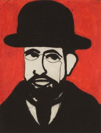 <span class=&#34;artist&#34;><strong>Kate Boxer</strong></span>, <span class=&#34;title&#34;><em>Toulouse Lautrec (Unframed)</em></span>
