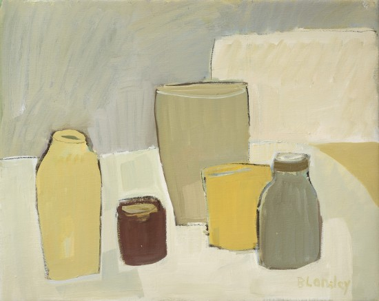 <span class=&#34;artist&#34;><strong>Bridget Lansley</strong></span>, <span class=&#34;title&#34;><em>The Shelf</em></span>