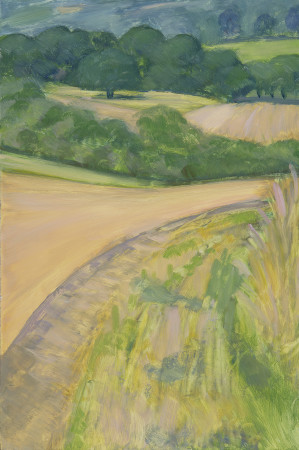 <span class=&#34;artist&#34;><strong>Celia Montague</strong></span>, <span class=&#34;title&#34;><em>Dusk after the Harvest</em></span>