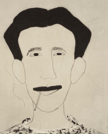 <span class=&#34;artist&#34;><strong>Kate Boxer</strong></span>, <span class=&#34;title&#34;><em>George Orwell (Unframed)</em></span>