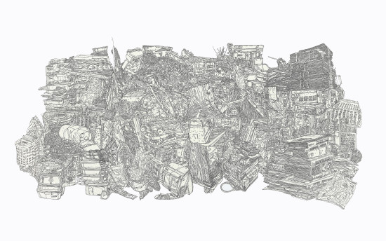<span class=&#34;artist&#34;><strong>Heesop Yoon</strong></span>, <span class=&#34;title&#34;><em>Still Life with Books</em>, 2016</span>