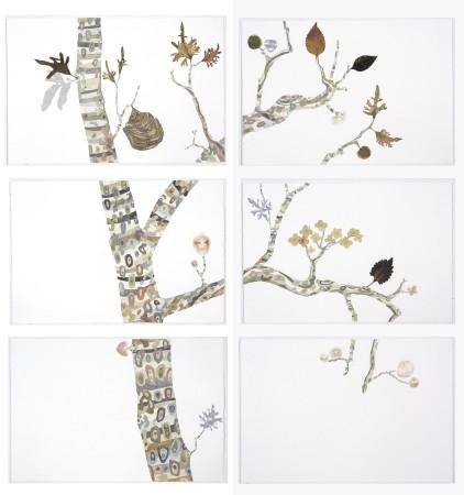 <span class=&#34;artist&#34;><strong>Marilla Palmer</strong></span>, <span class=&#34;title&#34;><em>Taupe and Metallic</em>, 2015</span>