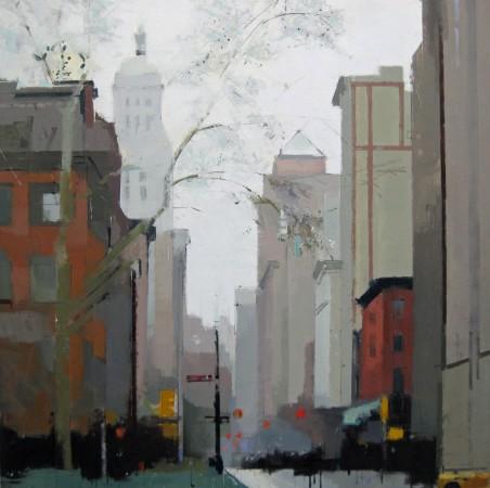 <span class=&#34;artist&#34;><strong>Lisa Breslow</strong></span>, <span class=&#34;title&#34;><em>Gramercy Park South</em>, 2016</span>