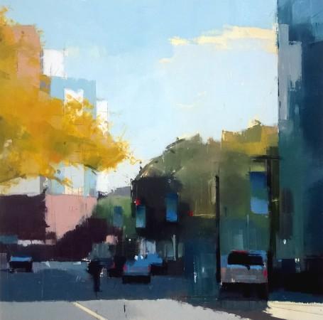 <span class=&#34;artist&#34;><strong>Lisa Breslow</strong></span>, <span class=&#34;title&#34;><em>Fall Shadows</em>, 2016</span>