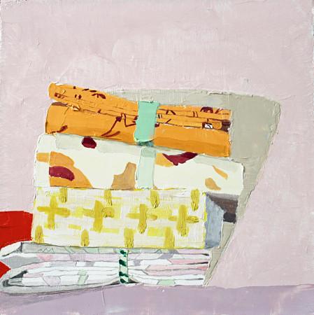 <span class=&#34;artist&#34;><strong>Sydney Licht</strong></span>, <span class=&#34;title&#34;><em>Still Life with Orange Bowl </em>, 2016</span>