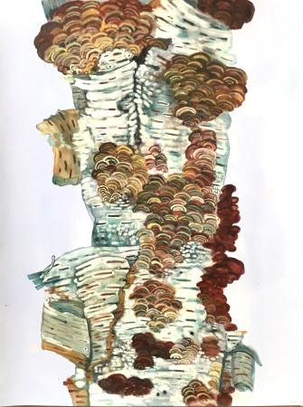 <span class=&#34;artist&#34;><strong>Katie De Groot</strong></span>, <span class=&#34;title&#34;><em>Mushroom Corset</em>, 2017 </span>