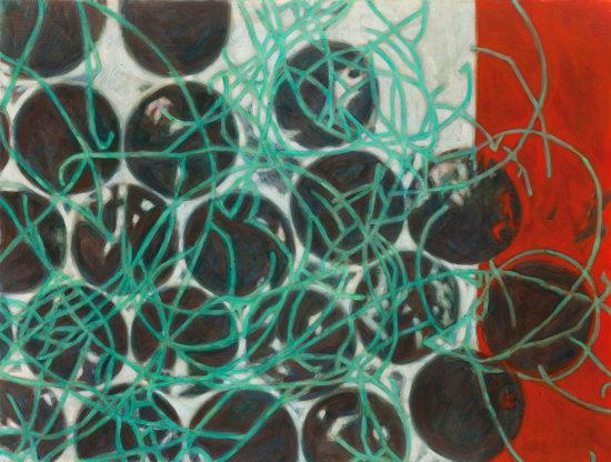<span class=&#34;artist&#34;><strong>Trine Bumiller</strong></span>, <span class=&#34;title&#34;><em>Pattern and Fragmentation </em>, 2016</span>