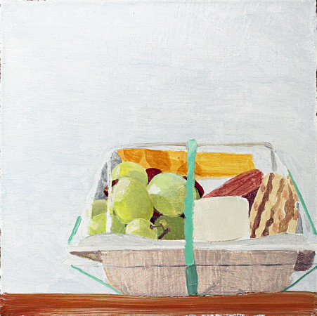<span class=&#34;artist&#34;><strong>Sydney Licht</strong></span>, <span class=&#34;title&#34;><em>Still Life with 'Picnic for One'</em>, 2017 </span>