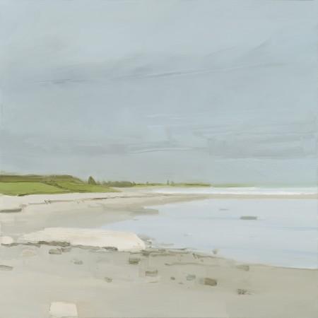 <span class=&#34;artist&#34;><strong>Sara MacCulloch</strong></span>, <span class=&#34;title&#34;><em>Beach on Cloudy Day</em>, 2015</span>