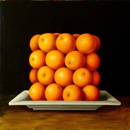 <span class=&#34;artist&#34;><strong>Antonia Williams</strong></span>, <span class=&#34;title&#34;><em>Square Oranges</em></span>