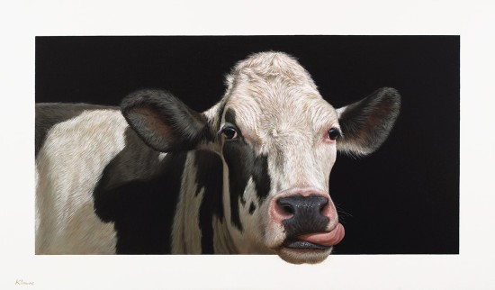 <span class=&#34;artist&#34;><strong>Alexandra Klimas</strong></span>, <span class=&#34;title&#34;><em>Susan the Cow</em>, 2016</span>