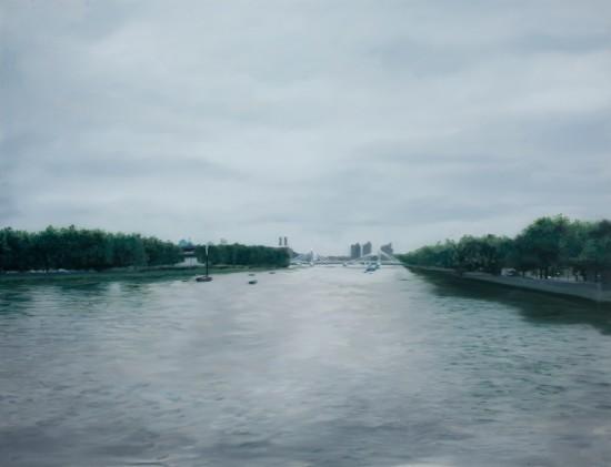 <span class=&#34;artist&#34;><strong>Francisco Rangel</strong></span>, <span class=&#34;title&#34;><em>Albert Bridge from a Distant</em></span>