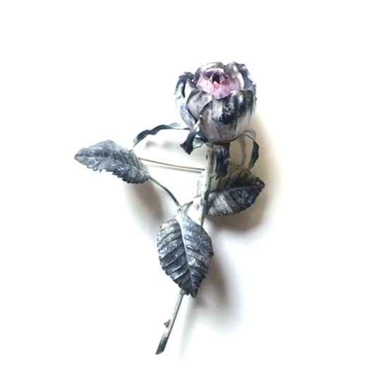 <span class=&#34;artist&#34;><strong>Kimiaki Kageyama</strong></span>, <span class=&#34;title&#34;><em>Indigo Rose</em>, 2013</span>