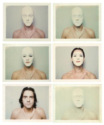 White mask, 1973