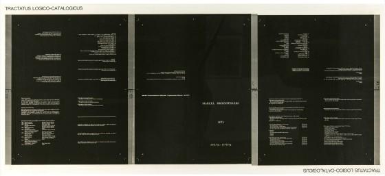 Tractatus Logico-Catalogicus, 1972
