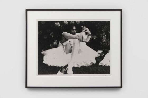 White bride, 1973/2017