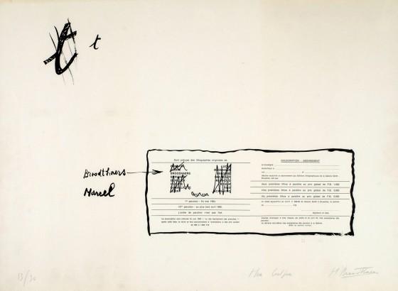 La Faute d'orthographe (Mea culpa), 1964