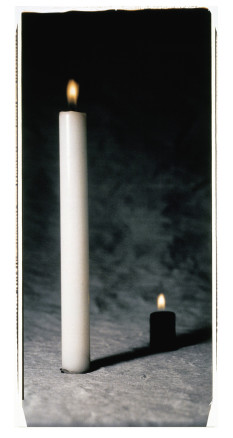 White and Black Candle, 1992