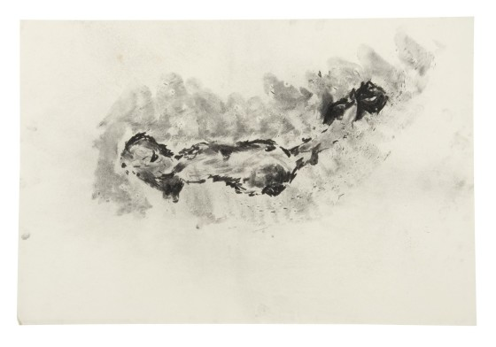 Untitled drawing, 1980