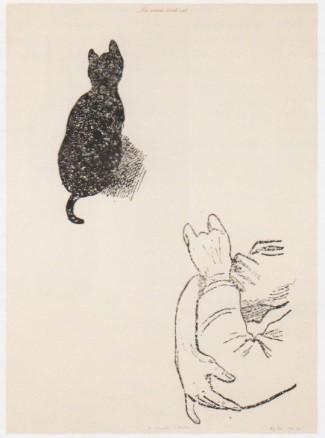 La Souris écrit rat (A Compte d'auteur), 1974