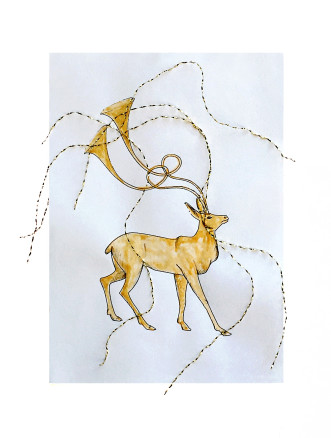 Il cervo d'oro [The golden deer], 2011
