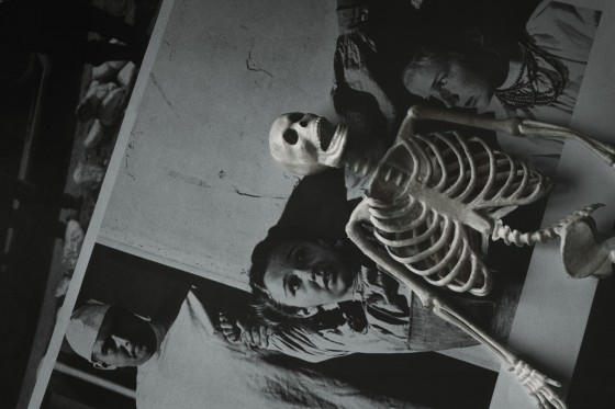 The Final Project [Small skeleton 2], 1991 - 1992