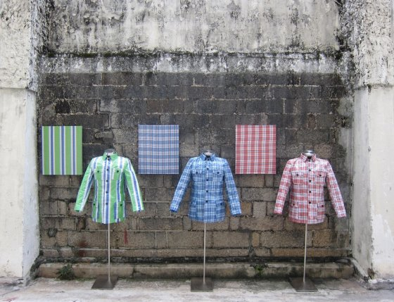 Production Line.Garment Series, 2012