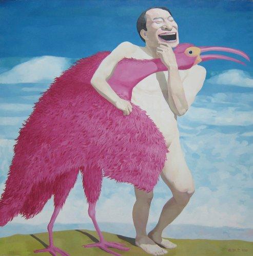 Love Bird I, 1995