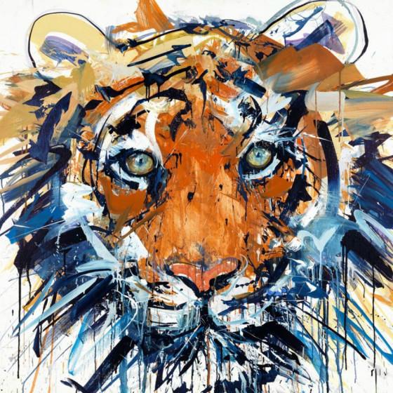 Tiger, 2012