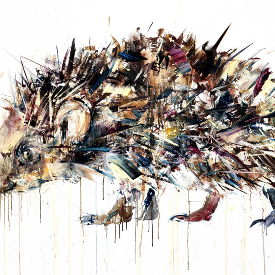 Hedgehog, 2014