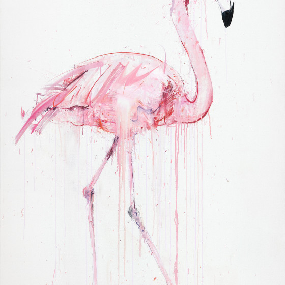 Flamingo I Diamond Dust Edition , 2015