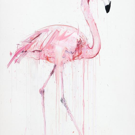 Flamingo I, 2015